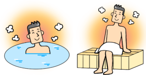 風呂サウナ